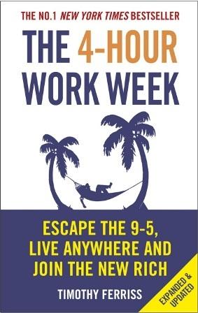 "Купить книгу ""The 4-Hour Work Week"""