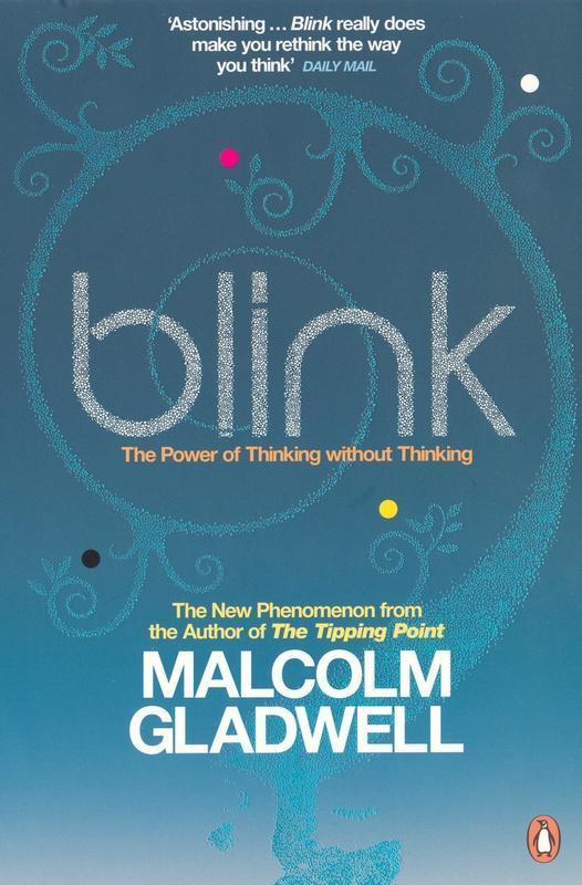 "Купить книгу ""Blink: The Power of Thinking without Thinking"""