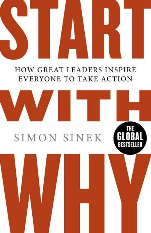 Start with Why: How Great Leaders Inspire Everyone to Take Action - купить и читать книгу