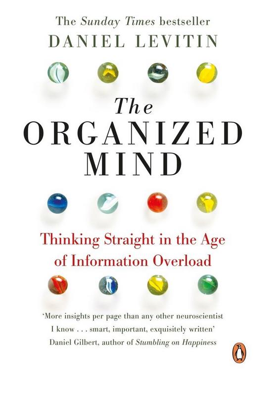 "Купить книгу ""The Organized Mind"""