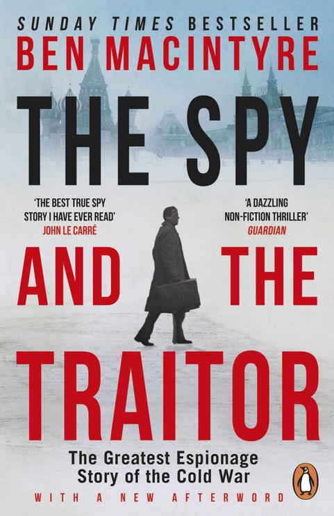 "Купить книгу ""The Spy and the Traitor"""