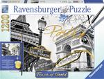 Пазл. Ravensburger. Золотой Париж. 1200 элементов (RSV-199358)