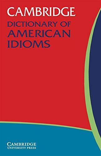 "Купить книгу ""Cambridge Dictionary of American Idioms"""