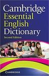 Cambridge Essential English Dictionary Second Edition