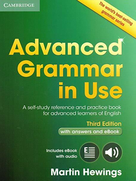 Advanced Grammar in Use. Third Edition with answers and Interactive eBook - купить и читать книгу