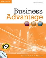 Business Advantage. Advanced Personal. Study Book with Audio CD