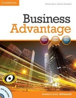 Business Advantage. Advanced. Student's Book with DVD