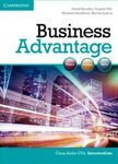 Business Advantage. Intermediate. Class Audio CDs