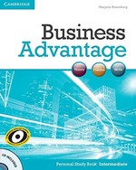 Business Advantage. Intermediate. Personal Study Book with Audio CD