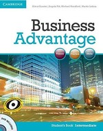 Business Advantage. Intermediate. Student's Book with DVD