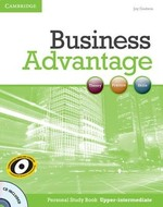 Business Advantage. Upper-Intermediate. Personal Study Book with Audio CD