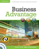 Business Advantage. Upper-Intermediate. Student's Book with DVD