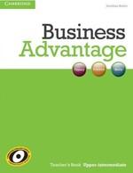 Business Advantage. Upper-Intermediate. Teacher's Book
