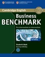Business Benchmark 2nd Edition Pre-Intermediate. Intermediate BULATS. Student's Book