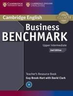 Business Benchmark 2nd Edition. Upper-Intermediate BULATS and Business Vantage. Teacher's Resource Book