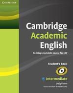 Cambridge Academic English. An Integrated Course for EAP. Intermediate. Student's Book - купить и читать книгу