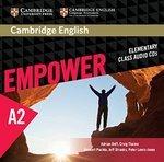 Cambridge English Empower A2. Elementary. Class Audio CDs - купить и читать книгу