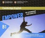 Cambridge English Empower B1 Pre-Intermediate. Class Audio CDs - купить и читать книгу