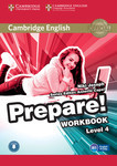 Cambridge English Prepare! 4. Workbook with Downloadable Audio - купить и читать книгу