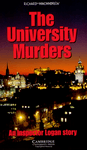 The University Murders with Downloadable Audio