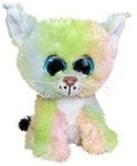 Мягкая игрушка Lumo Stars Рысь Aurora, 15 см (54971)