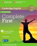 Complete. First Second Edition. Student's Book with answers and CD-ROM