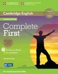 Complete. First Second Edition. Student's Book with answers and CD-ROM and Class Audio CDs