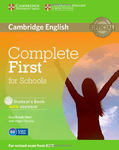 Complete. First for Schools. Student's Book with answers and CD-ROM
