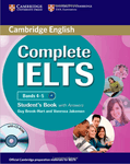 Complete IELTS. Bands 4-5. Student's Book with answers and CD-ROM
