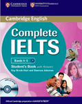 Complete IELTS. Bands 4-5. Student's Book with answers and CD-ROM and Audio CDs