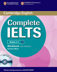 Complete IELTS. Bands 4-5. Workbook with answers and Audio CD