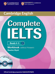 Complete IELTS. Bands 4-5. Workbook without answers with Audio CD