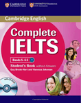 Complete IELTS. Bands 5-6.5. Student's Book without answers with CD-ROM