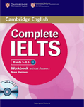 Complete IELTS. Bands 5-6.5. Workbook with answers and Audio CD