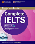 Complete IELTS. Bands 6.5-7.5. Workbook with answers and Audio CD