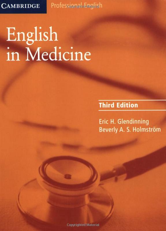 "Купить книгу ""English in Medicine. Third Edition"""