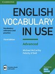 English Vocabulary in Use. Third Edition. Advanced with eBook