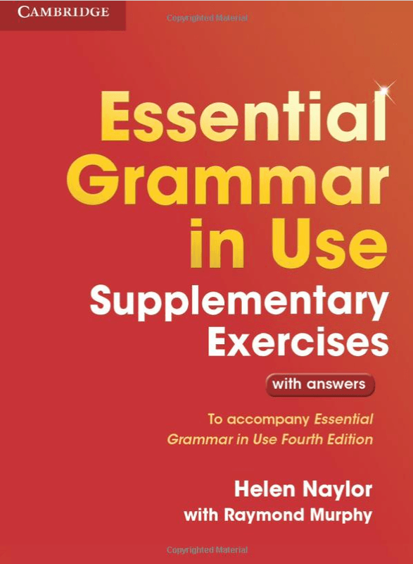 Essential Grammar in Use. Fourth Edition. Supplementary Exercises with answers - купить и читать книгу