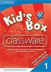 Kid's Box 1. Classware CD-ROM