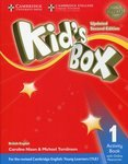 Kid's Box. Updated Second Edition 1. Activity Book with Online Resources