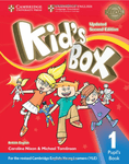 Kid's Box. Updated Second Edition 1. Pupil's Book