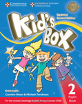 Kid's Box. Updated Second Edition 2. Pupil's Book
