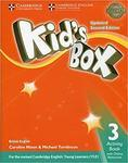 Kid's Box. Updated. Second Edition 3. Activity Book with Online Resources