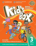 Kid's Box. Updated. Second Edition 3. Pupil's Book