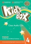Kid's Box. Updated. Second Edition 4. Class Audio CDs