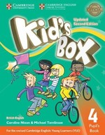 Kid's Box. Updated. Second Edition 4. Pupil's Book