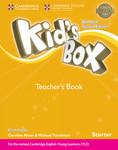 Kid's Box. Updated. Second Edition. Starter. Teacher's Book - купить и читать книгу