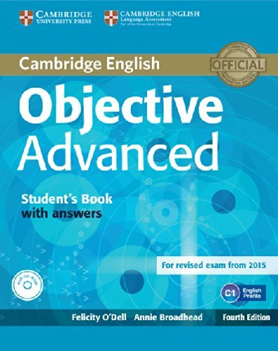 Objective. Advanced. Fourth Edition. Student's Book with answers and CD-ROM - купить и читать книгу