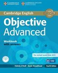 Objective. Advanced. Fourth Edition. Workbook with answers and Audio CD - купить и читать книгу