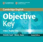 Objective. Key. Second Edition. Class Audio CDs